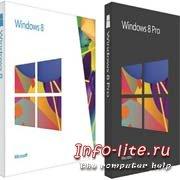 Лицензирование Windows 8