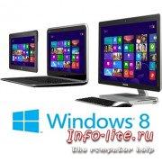 Впечатления о работе Windows 8